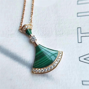 necklaces jewelry S925 sterling silver Cubic Zircon necklaces women pendant necklace Free shipping