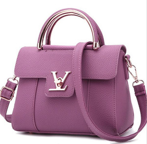 le borse della borsa del progettista di lusso progettano la fabbrica diretta di alta qualità del raccoglitore del sacchetto di spalla del sacchetto di marca di modo dell'unità di elaborazione del cuoio dell'unità di elaborazione
