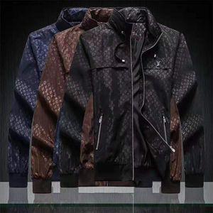 2020 новый роскошный дизайн мужчины весна осень куртки бейсбола пальто куртка женщин Короткие Сыпучие Мужская одежда Верхняя одежда Casual пальто плюс размер 4XL