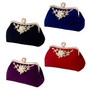 Designer-Women Party Wedding Clutch Prom Bag Chain Wallet High Quality Evening Bag