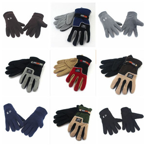 Wholesale Windproof Outdoor Sports Gloves Unisex Bicycle Motorcycle Gloves Winter Skiing Gloves Mountaineering Racing Glove DBC DH0548