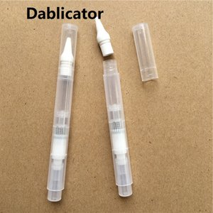 strumento dabber 1ml Clicca dablicator CO2 cera di petrolio siringa iniettore con ceramica di spedizione libero del DHL punta