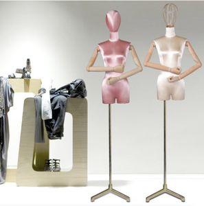 New Best Fashion Sewing Mannequin Dressmaking Fabric Manican en oferta