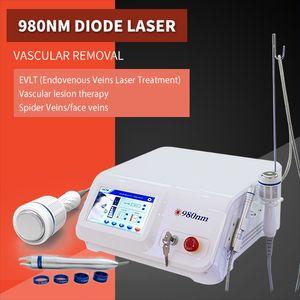 Сертификат CE венозных сосудов лечение лазер 980nm лазерный диод васкулярное оборудование красотки удаления диодный лазер 980 Нм