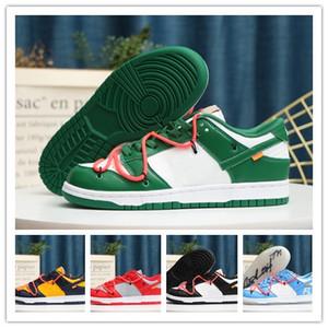 Conceptos nuevos hombres de la moda x SB Dunk Low zapatos corrientes ocasionales langosta diamante Su diseñador de moda de la estrella Sole ocasionales de los deportes tamaño de los zapatos 36-44