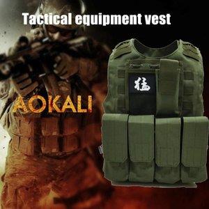 Men'S Fashion 4 Colors 1PCS Wargame Vest Tactical Equipment Tactical Vest Combat Field Special Forces Waistcoatmen Outdoor