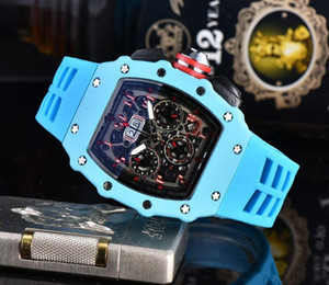 In 2020 the new skull sports watch set men's and women's leisure fashion quartz watch