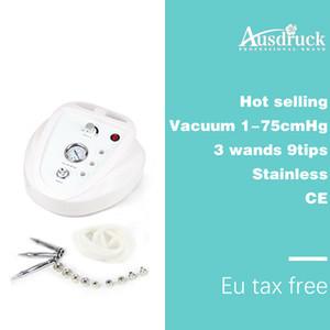 الاتحاد الأوروبي معفاة من الضرائب اللوازم الطبية الماس جلدي آلة تقشير الوجه قشر المحمولة العناية بالبشرة صك الجمال NV-60