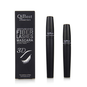 Mascara fibre 3D Long Black Lash Extension des cils Maquillage des yeux Waterproof Extension Cils 3D Fibre Silk Lash Mascara Outils RRA998
