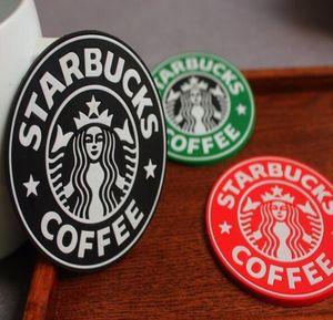 2019 için yeni Silikon Bardak Fincan termo Yastık Tutucu Starbucks deniz-hizmetçi kahve Bardak Fincan Mat Kahve Fincanı ısı kalkanı