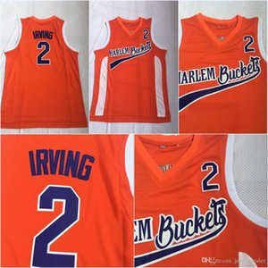 2018 CALIENTE The UNCLE DREW movie Stitched 2 IRVI Movie Basketball Jersey 100% Stitched Orange S-3XL Envío rápido