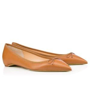 2019 جديد موضة أحذية مدببة أصابع ربطة أنيقة الشقق والاحذية sapatos ميليسا كعب مسطح النساء مضخات الأحذية الأمومة