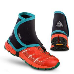 Aonijie Low Trail Running Shoe guêtres de protection Wrap Couvre paire pour hommes, femmes extérieur Prevent Sand Stone