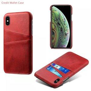 Для iphone 8 Wallet чехол с Wallet Slot Премиум Кожа PU Kickstand для iphone 11 Xs ударопрочный Роскошный конструктор чехол для iphone хт