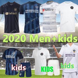 INTER MIAMI socer jérsei 2020 2021 LA LA Galaxy FC LAFC beckham 20 21 VELA Chicharito MLS INTER MIAMI CF HOMENS miúdos do futebol CAMISAS
