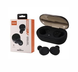 TWS5 Bluetooth auricolari Wireless Headset 5.0 cuffie auricolari wireless auricolari TWS supporto controllo tocco di vendita calda