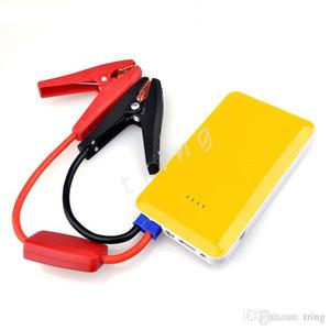 Lo nuevo de múltiples funciones de la emergencia del coche de potencia de arranque silm teléfono celular banco de la energía del salto del coche arranque cargadores de coche externa batería recargable