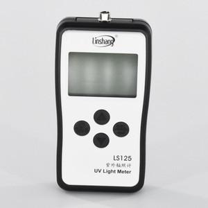 Esposimetro UVC tester LS125-UVC 254 nm UV battericida lampada al mercurio ad intensità di potenza di energia ultravioletta