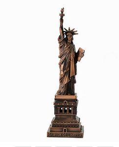Büyük Amerikan retro Özgürlük Heykeli modeli Amerikan turist hatıra süsler fotoğraf sahne süslemeleri