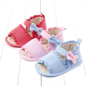 2020 New Baby Girls Shoes Fashion Floral Printed Soft sole Toddler Shoes NON-Slip Infant Girls First Walkers