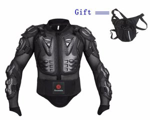 Reomoto Racing Protection Motocross Racing Full Body Gears Leg Bags Waist Body Armor