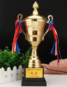 High-end metal Competition metal trophy supply games trophy cup competition champion trophy manufacturers customized whol