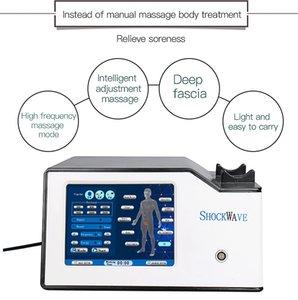 Обработка горячих продаж портативная для оборудования физиотерапии эректильной дисфункции/ударной волны эректильной дисфункции с одобренным КЭ