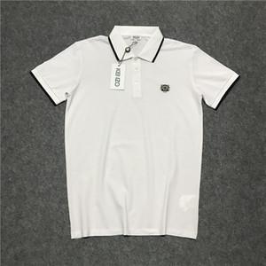 Polos para hombre Camisetas de mujeres designershirts Tiger Las camisas de lujo de las mujeres camisetas del verano camisetas de manga corta con capucha Top Calidad LJJ B105557L