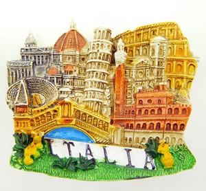 resina Italia Venezia Turismo Memorial a mano Frigorifero Fridge Magnet Home Decoration Craft Souvenir Collection Frigorifero magneti decora