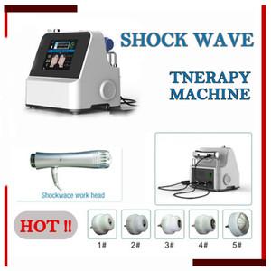고품질 Shockwave Therapy Machine 체외 충격파 장치 음향 관절염 육체 근육 통증 완화 Reliever System Equip
