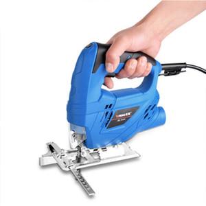 Jigsaw láser Tratamiento de la madera de la motosierra mano del hogar de la sierra y jalar flor que vi Power Tools