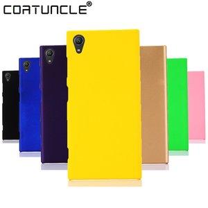 Чехлы для телефона для Fundas Sony Xperia XA1 Case 360 Жесткий пластиковый ПК Конфеты Цвет Задняя крышка для Coque Sony L1 XA1 Ultra XA1 Plus Case