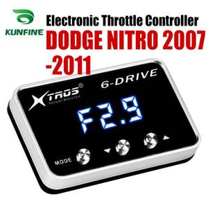 Dodge Nitro 2007 2008 2009 2010 2011 Tuning Parça Aksesuar için Araç Elektronik kısma Kontrolörü Yarışı Hızlandırıcı Güçlü Booster