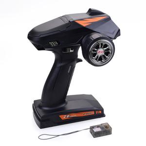 Радиоуправляемая модель автомобиля дистанционного управления 2.4G 4CH радио Модель дистанционного управления Передатчик Приемник для модели аксессуаров RC автомобилей лодки