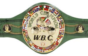 Kunstdruck Gürtel-Plakat-WBC Silk Meisterschaft 016 24x36inch (60x90cm) World Kbkar