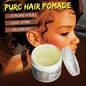 PURC cabelo Pomada estilo Strong restaurar Pomade melhor lama cera óleo de cabelo para o cabelo 120ml