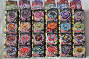 4D hot sale Spinning 24 pcs Rapidity Battle Online Promote 2015 new gyro, spin top toy Y200703