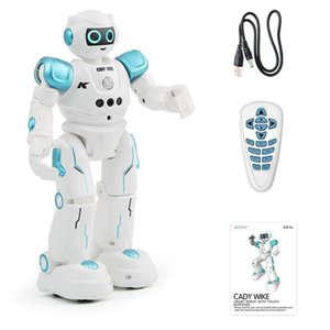 Robot inteligente juguetes robot programación inteligente remoto Presente control Robotica Toy bípedo robot humanoide Para niños de los niños de cumpleaños regalo de Navidad