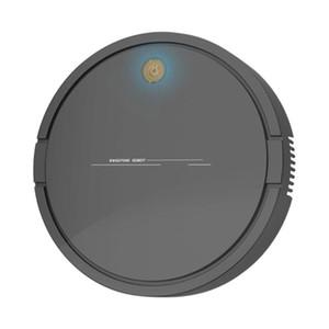 ALLOET DA628 Aspirateur Intelligent Robot de chargement USB sans fil Balayer Robot de ménage poussière Nettoyage cheveux Aspirateur
