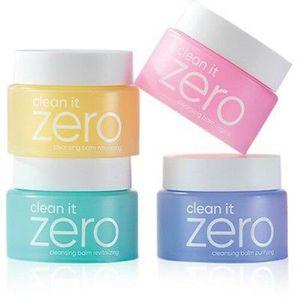 BANILA CO Clean It Zero Cleansing Balm 7ml*1pc Moisturizing Makeup Remover Facial Cleanser Face Skin Care Original Korea Cosmetics
