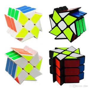Sihirli Küp Puzzle Küp Oyuncak 5.6cm 3x3x3 Gears Yapboz Yetişkin ve Çocuk Eğitim Hediyeler Oyuncaklar çevirin