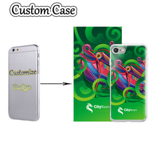 Custom Company LOGO Picture 3D DIY Relif Black TPU Shell Phone Case Cover for iphone X XS MAX XR 7 8 plus Mobile Phone Case