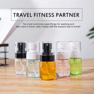 1Pcs trasparenti bombolette spray vuote portatile ricaricabile contenitori cosmetici Mist Alcohol Lotion profumo liquido Sapone bottiglie