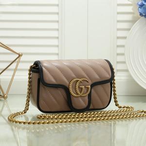 Горячие Продаем Мода женщин сумки на ремне, кожа Сумка конструктора Марка Дамы Цепь Crossbody Сумки Кошелек Satchel
