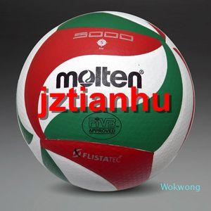 Atacado-Molten Soft Touch Bola do voleibol V5M5000 A qualidade do jogo +++ e Formação Voleibol Oficial Tamanho e peso Voleibol Voleibol