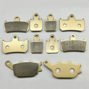 Motorcycle Front and Rear 1 set Brake Pads For YZF1000 YZFR1 YZF-R1 YZF 1000 R1 2007-2014 07 08 09 10 11 12 13 14