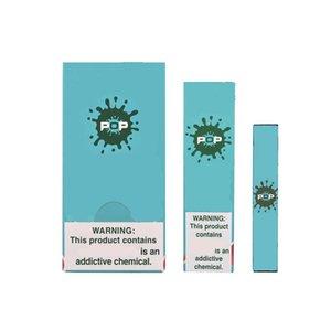 Designer vape Melhor qualidade de Segurança Código POP descartável Dispositivo Pod Starter Kit 280mAh Battery 1,2 ml Cartucho Vape Pen