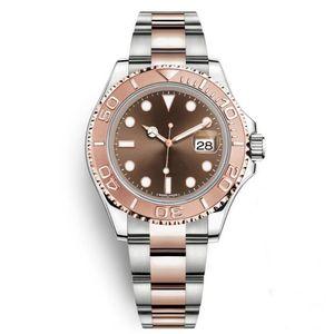 Лучшие качества Наручные часы Montres De Luxo Релох De Lujo Master Механические автоматические движения Мужские Мужские часы Наручные часы