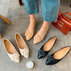 Eillysevens Frauen weiche Schuhe Casual Peas Schuhe Arbeit Shallow Strand Falt Sandalen mujer 2020 verano # G4