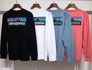 Autunno di modo del Mens di marca cappuccio patagonia Skateboard Streetwear Felpe con cappuccio gli uomini Donne Felpe con cappuccio Pullover superiore